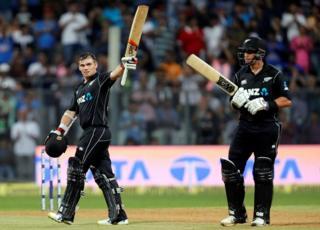 भारत, न्यूज़ीलैंड क्रिकेट