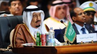 Sarki Salman bin Saud