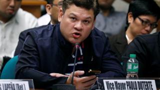 Duterte, Paolo Duterte, Filipina,