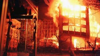 Београд, 3. април 1999.