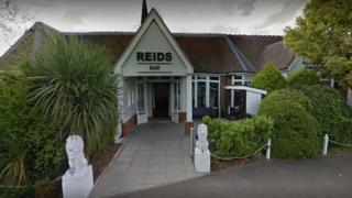 Reids bar in Billericay