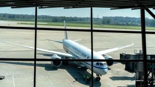 Літак у Китаї