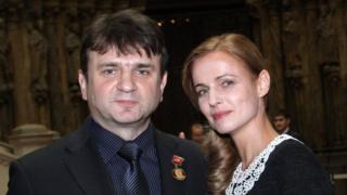 Тимур Кизяков и Елена Кизякова