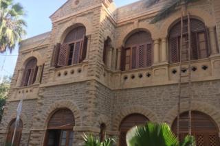 Exterior of KPC