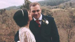 Daniela Tejada and Matthew Hedges