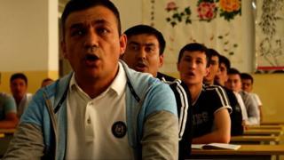 Китай, виправний табір