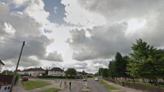 Aikman Avenue. Leicester