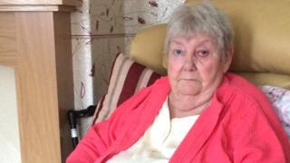 Anita Whitlock, 71, from Newark in Nottinghamshire