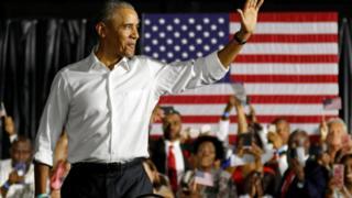 باراک اوباما، رئیسجمهوری سابق آمریکا