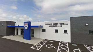 Coleraine Rugby Ground