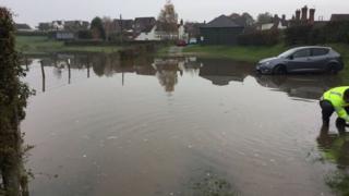 Severn Stoke area
