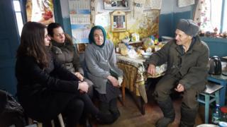 Ivan and Maria - Chernobyl