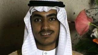 حمزہ بن لادن