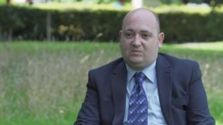 Ryan Evans fears people will turn to loan sharks for help