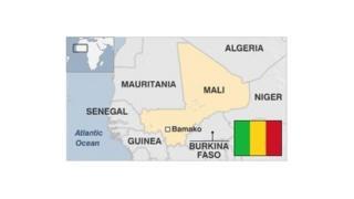 Sabbin 'yan gudun hijira da ake gani a halin yanzu bakaken fata ne 'yan kasar Mali