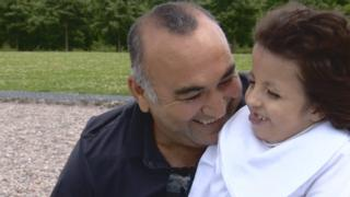 Kerem Koseoglu was 2,500 miles away from his daughter Ayla when lockdown was imposed
