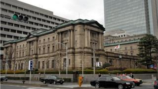 Bank of Japan building