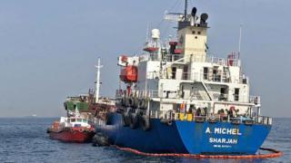Kapal A. Michel