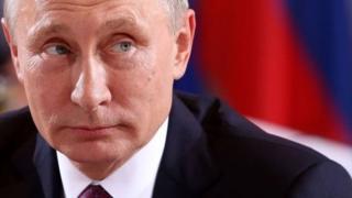 रूस के राष्ट्रपति ब्लादिमीर पुतिन