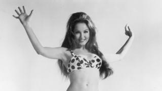 Джули Ньюмар в 1967 году