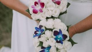 Two bouquets
