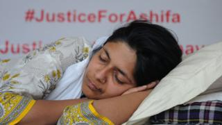 Swati Maliwal, Chairperson of the Delhi Commission for Women, on the fourth day of hunger strike