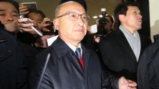 韩国国家退休基金总监文亨杓