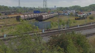 Tyne Yard depot