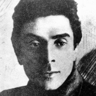 """Николай Хвылевой (1893-1933) - писатель и публицист, автор лозунга """"Прочь от Москвы"""", который считал, что украинская культура должна ориентироваться на Европу"""