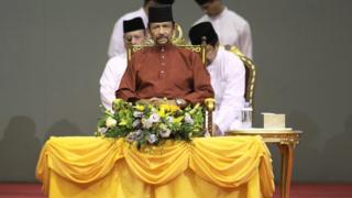 "Brunei""s Sultan Hassanal Bolkiah"