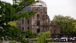 Obama azoca Hiroshima hagati ya 21-28 z'uku kwezi