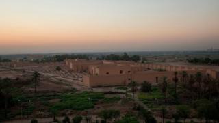 Irak'ın Babil kenti