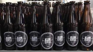 Picture of Vale Bru bottles of beer