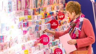 Card Factory store