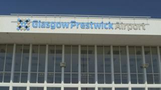 prestwick sign