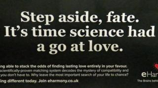the offending e-harmony advert