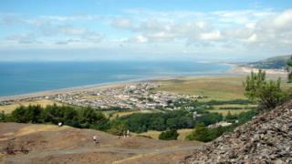 Fairbourne Gwynedd