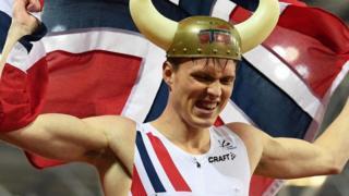 Atlet Norwegia