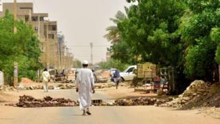 Mji wa Khartoum ulivyo