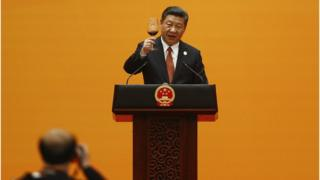 Cina, Xin Jinping