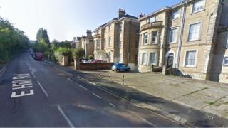 East Hill Road