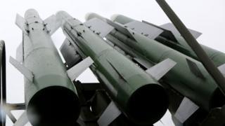 "Ракета ""Бук"""
