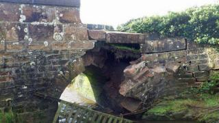 Brow Well bridge