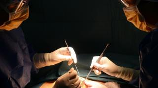 Generic image of surgery