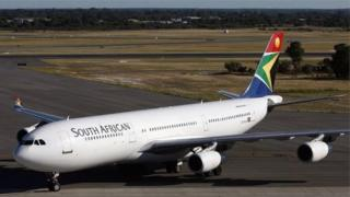 La compagnie sud-africaine fait face depuis des années à de sérieuses difficultés financières.