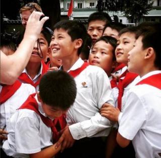 siswa korea utara
