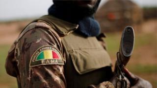 Umwambaro w'ingabo za Mali