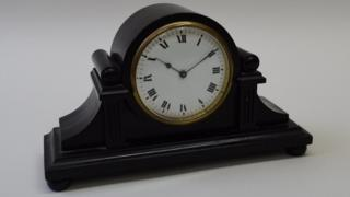 Clock from the Cabinet War Rooms