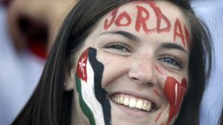 فتاة أردنية