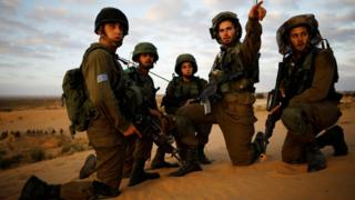 مانور نظامی اسرائیل